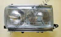 Toyota Land Cruiser Amazon 4.5 Petrol FZJ80 - Headlamp L/H (< 1995)